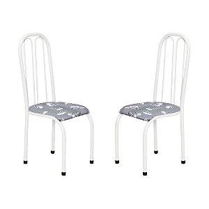 Cadeira Para Cozinha 2 UN Com 02 Arcos Internos 0.0.112