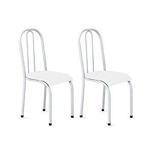 Cadeira Para Cozinha 2 U Com Assento Anatômico 0.0.104