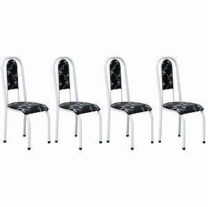 Cadeira Para Cozinha 4 UN Com Assento Em Mdp 12 Mm 0.0.122