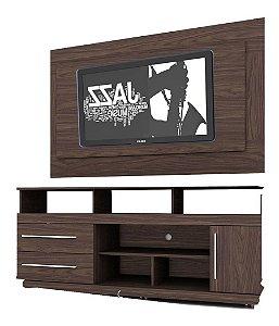 Rack Torino Com Painel Para TV 60 Polegadas Gênesis Terraro