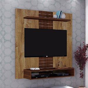 Painel Para Tv 47 Polegadas Smart Dorale Conhaque