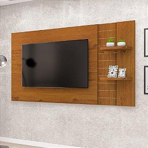 Painel Para TV Extensível P Sala Dante Rústico Terrara
