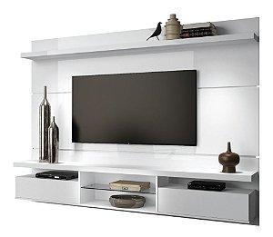 Painel Para TV Home Suspenso Livin 2.2 Até 60 Polegad Branco