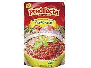 Molho de Tomate Refogado 2kg - Predilecta