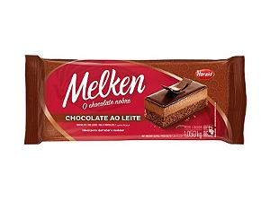 Barra de Chocolate Melken Ao Leite 1kg- Harald