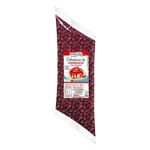 Recheio/Cobertura Morango 1,01kg - BomPrincípio