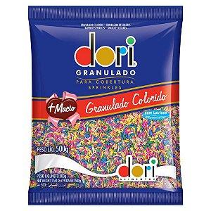 Granulado Colorido 500g - Dori
