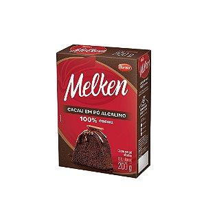 Cacau em Pó 200g - Melken