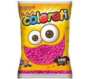 Confeitos Coloreti Sabores 500g - Jazam