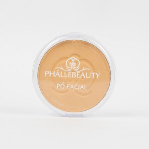 Pó Facial Cores Escuras 01 - Phállebeauty