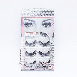 Cartela de Cílios 6D25 - Itis Beauty