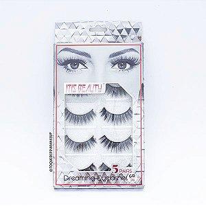 Cartela de Cílios 6D26 - Itis Beauty