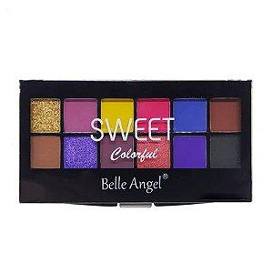 Paleta Sweet Colorful T40-3 B - Belle Angel