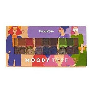 Paleta Moody Typpe - Ruby Rose