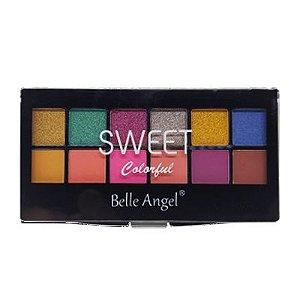 Paleta Sweet Colorful T40-3 A - Belle Angel