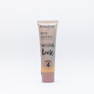 Base Natural Look Bege 4 - Ruby Rose
