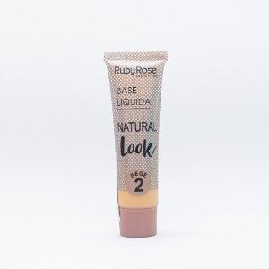 Base Natural Look Bege 2 - Ruby Rose