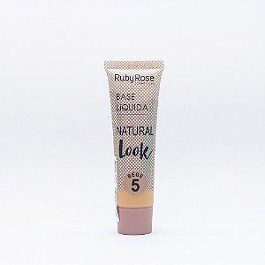 Base Natural Look Bege 5 - Ruby Rose