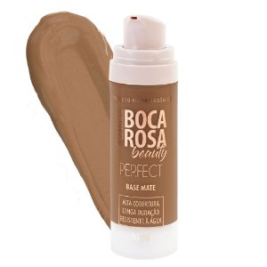 Base Líquida Matte HD 08 Fernanda - Boca Rosa Beauty By Payot