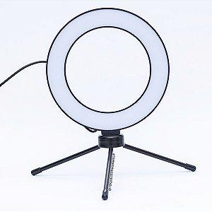 Ring Light de Mesa - Importação