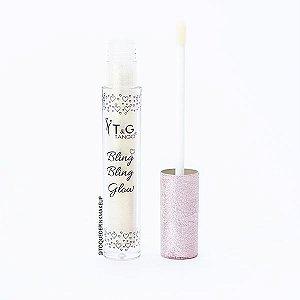 Gloss Bling Bling Glow Cor 01 - Tango