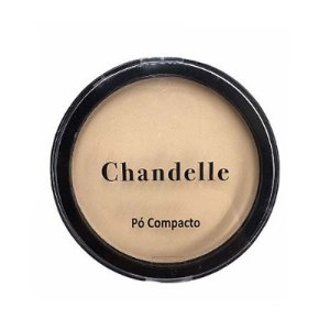 Pó Compacto Cor 01 - Chandelle
