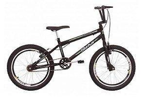 Bicicleta Status Cross Juvenil Aro 20″ Preta