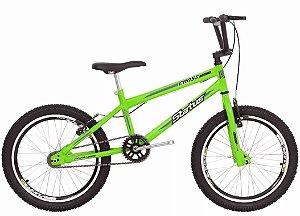 Bicicleta Status Cross Juvenil Aro 20″ Verde