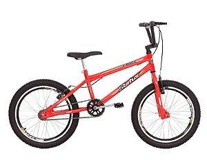 Bicicleta Status Cross Juvenil Aro 20″ Laranja