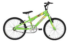 Bicicleta Status Juvenil Aro 20″ – Verde