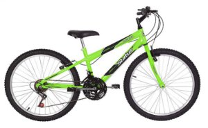 Bicicleta Status Lenda Aro 24″ , 18 Marchas- Verde