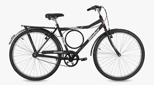 Bicicleta Status Barra Circular Aro 26″- Preta