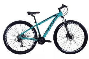 Bicicleta South Legend Aro 29″- Azul Turquesa