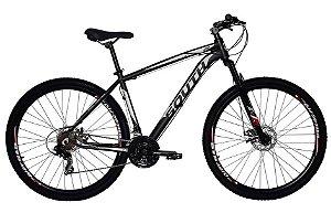 Bicicleta South Legend Aro 29″- Preta