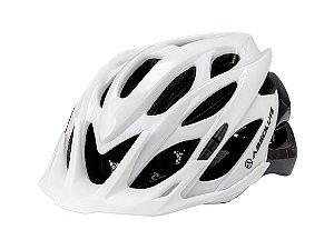 Capacete Absolute Branco - Preto
