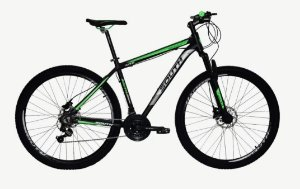"BICICLETA NEW SOUTH LEGEND ARO 29"" 21 Velocidades - VERDE"