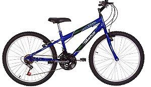 Bicicleta Status Lenda Aro 24″, 18 Marchas
