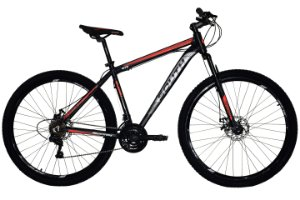 Bicicleta New South Aro 29″, 24 marchas