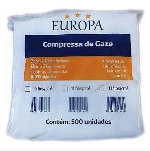 COMPRESSA GAZE EUROPA