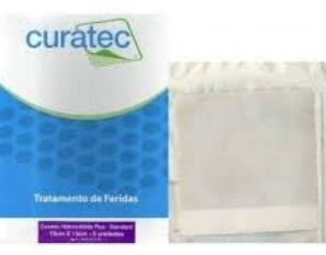 CURATIVO HIDROCOLÓIDE PLUS 10X10 EXFINO