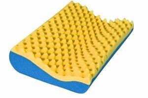 Travesseiro Caixa de Ovo Soft Confort Pillow