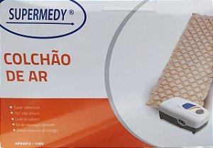 Colchão de Ar Pneumático Supermedy 110V