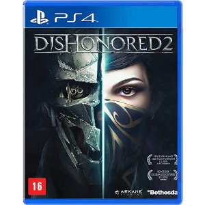 Game Dishonored 2 - PS4