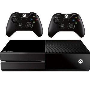 Console Xbox One 500GB  + 2 Controles  Wireless + Cabo HDMI + 2 Anos  de garantia