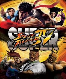 pS3 - Street fighter IV Super