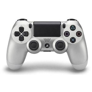Controle Ps4 Dualshock 4 Prata - Sony