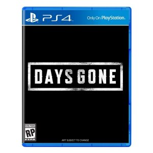 Days Gone (Pré-venda) - PS4
