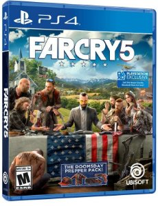 Far Cry 5 (Pré-venda) - PS4