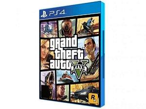 Grand Theft Auto V - Rockstar  - PS4