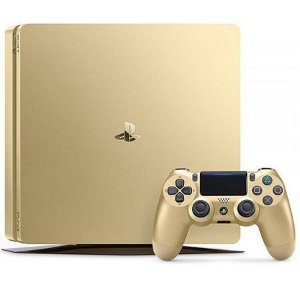 Console Playstation 4 Slim 1TB GOLD Edition